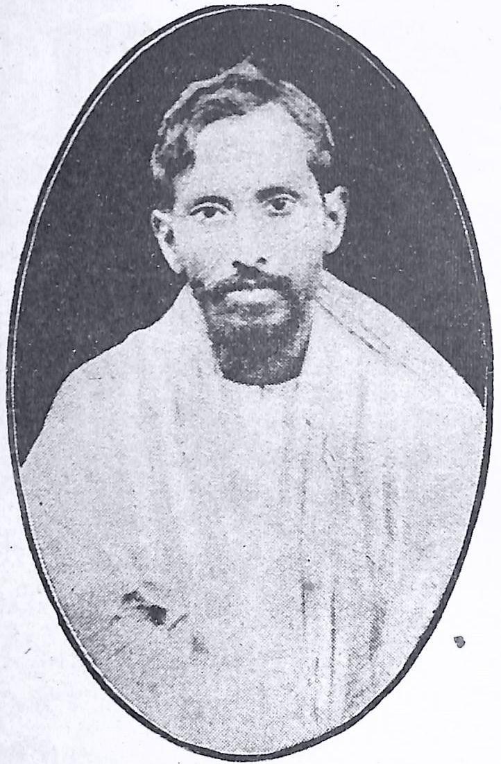 Sarat chandra in 1911-1914