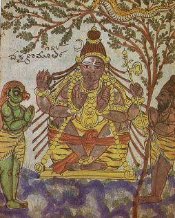 Sri Dakshina murti
