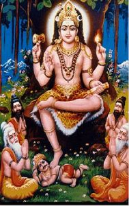 Sri dakshinamurthy
