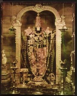 Srinivasa PerumaL Moolavar