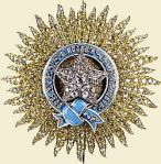 Star of the Order of the Star of India 1861