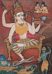 Tara - Mahavidya