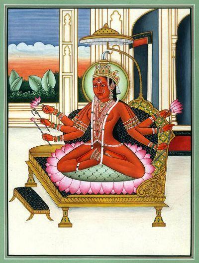 Bhuvaneshwari mahavidya tantra sexual health