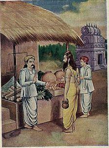 Tuladhara Sage_Jajali