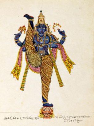 Vishnu prima parte Vishnu-trivikrama