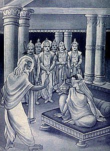 Vyasa_talking_with_Gandhari
