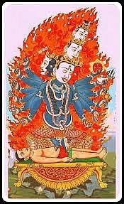 Kubjika secret goddess
