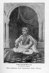 Thiagaraja from Jaganmohan palace Mysore