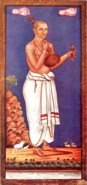 Tyagaraja Jinaraja Dasa collection