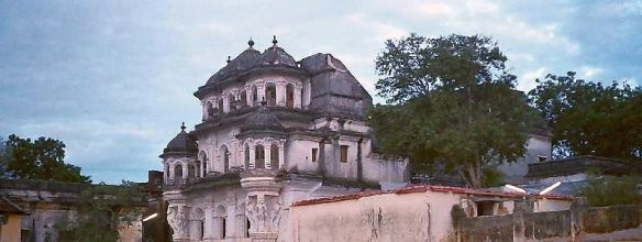 EttayapuramPalace remains