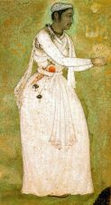 Tansen_of_Gwalior._(11.8x6.7cm)_Mughal._1585-90._National_Museum,_New_Delhi. (1)