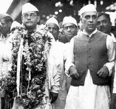 Bose Nehru