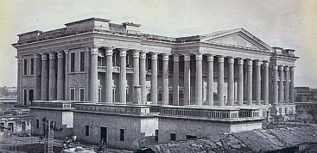 calcutta Medical College Hospital , Calcutta - 1865