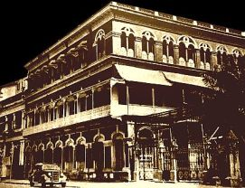 Calcutta National Collage bowbazar street 1906