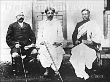 Lala Lajpat Rai-Lokmanya Bal Gangadhar Tilak-Bipin Chandra Pal