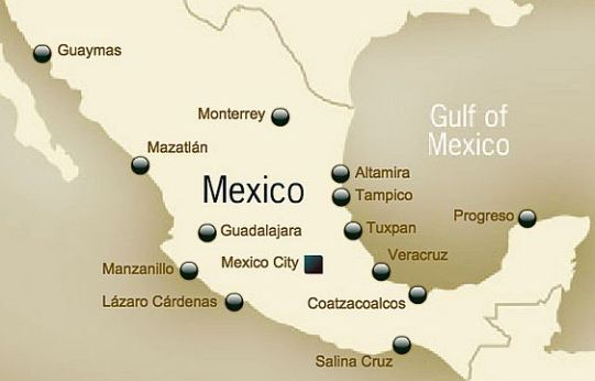 mexican-ports