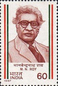 M. N. Roy Stamp