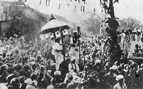 Nehru Faizpur session of Congress Dec 1936