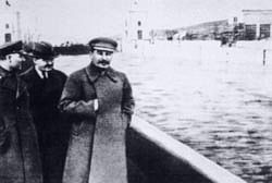Stalin without Nikolai Yezhov