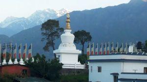 Stupa for Freda