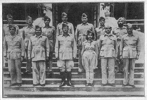 Subash Bose INA