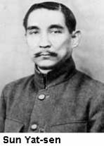 Sun Yat Sen 1920