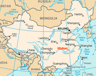 Wuhan_location