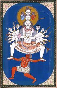 Svacchanda Bhairava