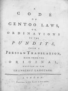 code of Gentoos