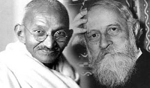 gandhi and martin buber