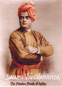 Swami Vivekananda color