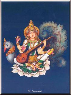 Sarasvathi mahal painting