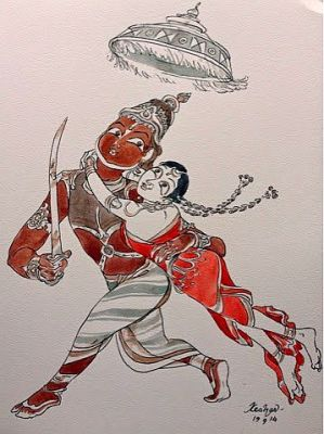 rukminiharanam