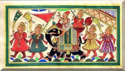 traditional-art-phad-painting-vivek-joshi
