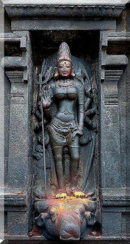 devi mahishamardini