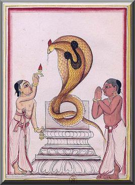 Naga worship