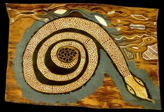 RAINBOW-snake-axis-mundi