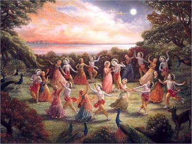 Rasa Lila – from Vishnu Purana