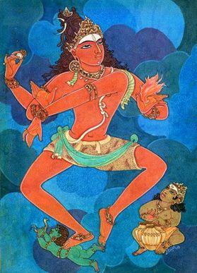 Shiva dance 2