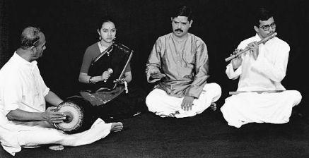 Bharatnatyam Music Player