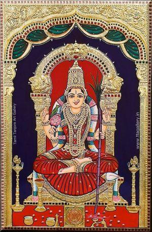 Kamakshi Thanjavur