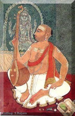 Shyama Shastry by S Rajam